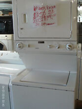 Used stacked washer dryer