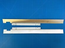 Genuine Viking Refrigerator Trim Strip 8074342 95 8074343 95 Set of Left