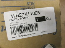 Wb27x11025 Smart Board Microwave Control   NEW   GE