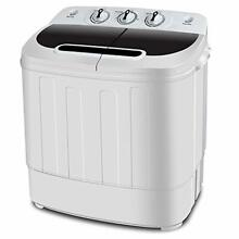 Washer And Dryer Combo For Apartment RV Portable Mini Washing Machine Spin Dry
