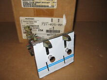 22002312 Dual Coin Drop Access Maytag Washer Dryer Whirlpool   OEM NEW