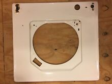 OEM GE General Electric Vintage Washer Top Panel  WH44X1095 WH44X0979 G 157