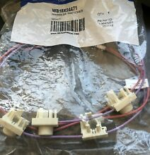 GE WB18X24471 Range Ignitor Switch Harness