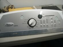 Whirlpool Cabrio  Washer Touchpad and Control Panel W10070060 8565349