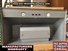 Vent A Hood grey Liner BH240psld 40 3 8 inches width 22 1 2 depth