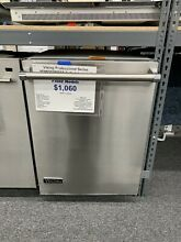 Viking Professional Series  VDW302WSSSFully Integrated Dishwasher