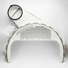 GE WE14M92 AIR DUCT ASSEMBLY FOR DRYER