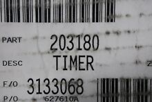 NEW Genuine OEM Maytag Washer Timer 203180 2 3180