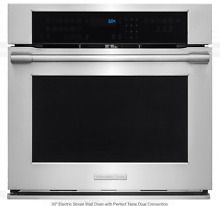 Electrolux ICON E30EW75PPS 30  Single Electric Convection Wall Oven New