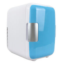 12V Mini Car Refrigerator Multi Function Home Cooler Warmer Small Freezer