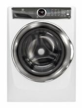Electrolux EFLS627UIW 4 4 cu  ft  27 Inch Front Load Washer In White MSRP 1032