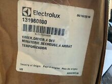 NEW 131960800 Frigidaire Electrolux Kenmore Dryer Timer 131960800