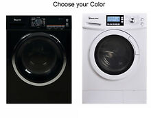 Magic Chef  2 0 Cu Ft 24  Combo Washer Dryer Ventless 115 Volts Black or White