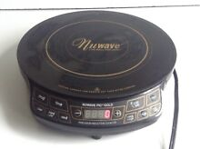 Nuwave 12 in  PIC Gold Precision Induction Cooktop