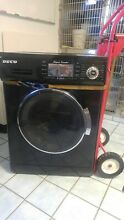 Deco Super Combo Washer Dryer  Black