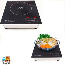 Mr  Induction Cooktop Built in Cooker Counter Top SR 657RT Commerical 220V 2600W