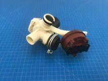 Genuine Maytag Neptune Washer Drain Pump Assembly 22003244 WP25001052 25001052