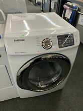 Samsung DVE45N5300W Stackable Electric Dryer   White