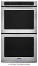 Maytag MEW7630DS 30  Stainless Steel Electric Double Wall Oven New