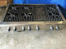 Thermador 48  Stainless 6 Burner Natural Gas Rangetop