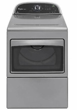 Whirlpool Cabrio WED5800BC  27  Chrome Shadow Electric Dryer New