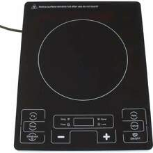 Precise Heat  1800 watts Countertop Induction Cooker Digital Readout