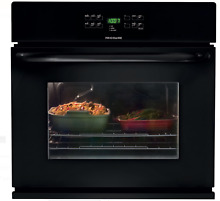 Frigidaire FFEW3025PB 30  Black Single Electric Wall Oven Brand New In The Box
