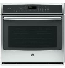 GE PT9050SFSS Profile 30  Stainless Steel Electric Single Wall Oven   Convection