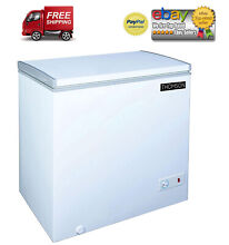 Thomson 7 0 cu ft Chest Freezer  Deep   Dependable Storage For Bulk Foods