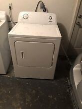 Ge Washer And Whirlpool Dryer Stack Portable