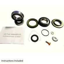 Front Loader Washer Seal 2 Bearings Washer Kit 12002022 fits Maytag