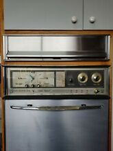 Frigidaire Flair Custom Imperial Double Oven Cooktop Hood Mid Century Oakland CA
