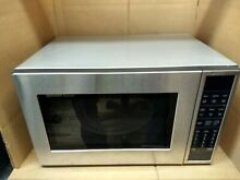 Convection Microwave Oven  SHARP SMC1585BW 1 5 Cu Ft  900W   OPEN BOX