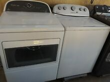 Whirlpool Top Load Washer and Whirlpool Cabrio Gas Dryer Local Pick Up Only