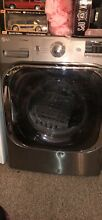 LG All in One 4 2CuFt Ultra Large Capacity Washer and ELECTRIC