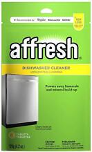 Affresh Dishwasher Cleaner Powers Away Limescale   Mineral Build up  Yellow