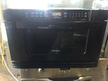 Sharp Microwave Drawer  Black