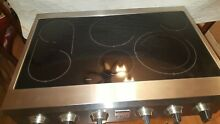 Kenmore PRO 36  glass Cooktop