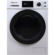 Magic Chef MCSCWD27W5 2 7 Cu Ft  24  Combo Washer Dryer Ventless 115 Volts