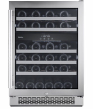 Avallon AWC241DZRH Right Side Door 46 Bottle Dual Zone Built In Wine Cooler New