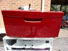 Samsung Tango Red Pedestal WE357A0R XAA for Washer or Dryer WITH HARDWARE