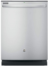 GE GDT545PSJSS 24  Stainless Steel Fully Integrated Dishwasher   Energy Star New