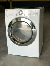 LG SteamDryer 7 4 Cu Ft  White Ultra Large Capacity Gas Dryer   DLGX3371W