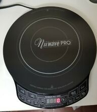 Nuwave Precision Induction Cooktop 30351CR With Bag Tested  100  working