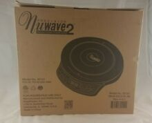 NIB Nuwave2 Precision Induction Cooktop 2 Model 30151 w  Cookbook and DVD