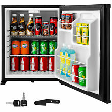 1 8 cu ft Lockable Absorption Fridge No Noise 3 12  LED Lighting 50L PROMOTION