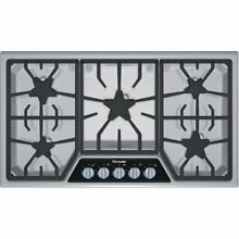 Thermador Masterpiece Series SGSX365FS 36 Inch Gas Cooktop with 5 St