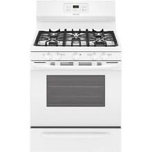 Frigidaire FFGF3054TW 30 Inch Freestanding Gas Range with Simmer Burner