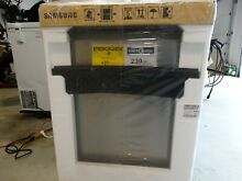 Samsung DW80R9950US 24 Inch Smart Built In Dishwasher with Wi Fi      BRAND NEW