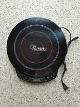 Precision Nuwave 2 Induction Electric Portable Cooktop Model 30151AQ Tested